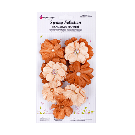 handmade flowers for decoration