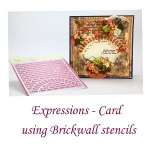 Brickwall card