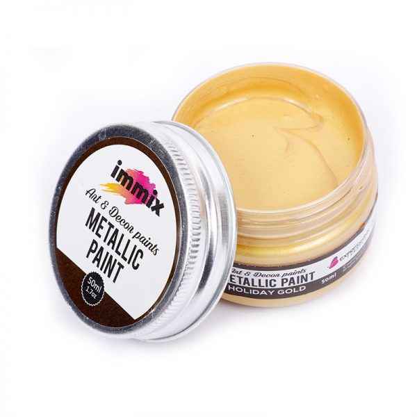 best metallic acrylic paint