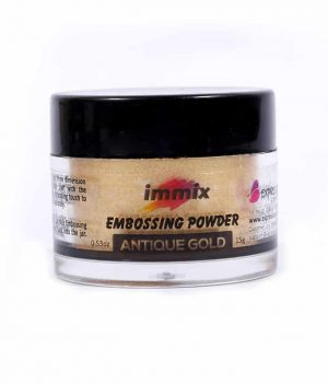 Embossing Powder Antique Gold